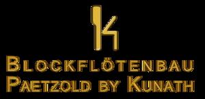 Blockflötenbau Paetzold by Kunath